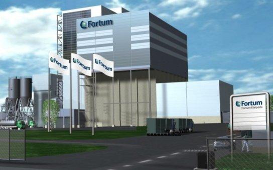 "UAB ""Fortum Klaipėda"" termofikacinė jėgainė"