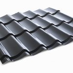 plieninė stogo danga borga elegant