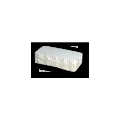 apdailos plyta skaldyta balta